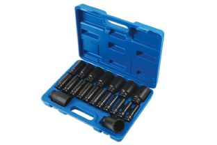 "Laser 6830 20 Piece 1/2"" Drive Deep Impact Socket Set"